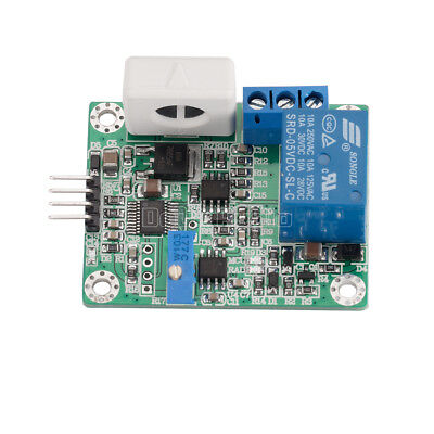 Wcs1800 Hall Current Sensor 0-30a Dcac Detection Module Over-current Protection