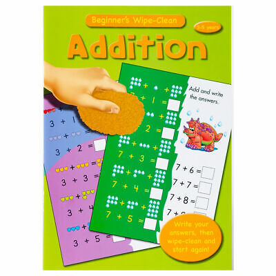 Alligator Books Maths Addition - Children Educational Book for Kids aged 3-5