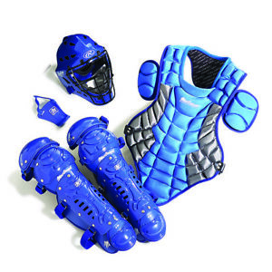 Youth Catcher's Gear Pack in ROYAL BLUE (Ages 9-12)