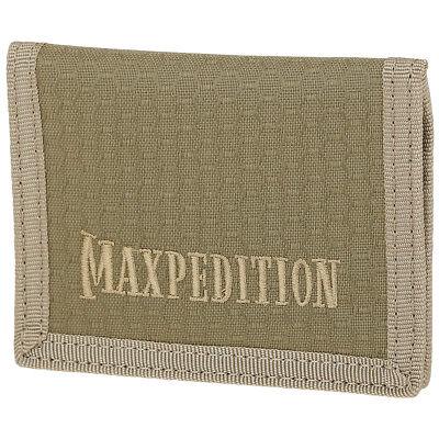 Maxpedition Agr Taktische Flache Geldbörse Geschütz Hex Ripstop Taschen Tan