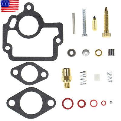 Carburetor Repair Rebuild Kit Set For Ih International Harvester 45108db 45108dc