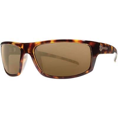 Electric Tech One Sunglasses Men's Gloss Tort Bronze Polar (Electric Tech One Sunglasses)