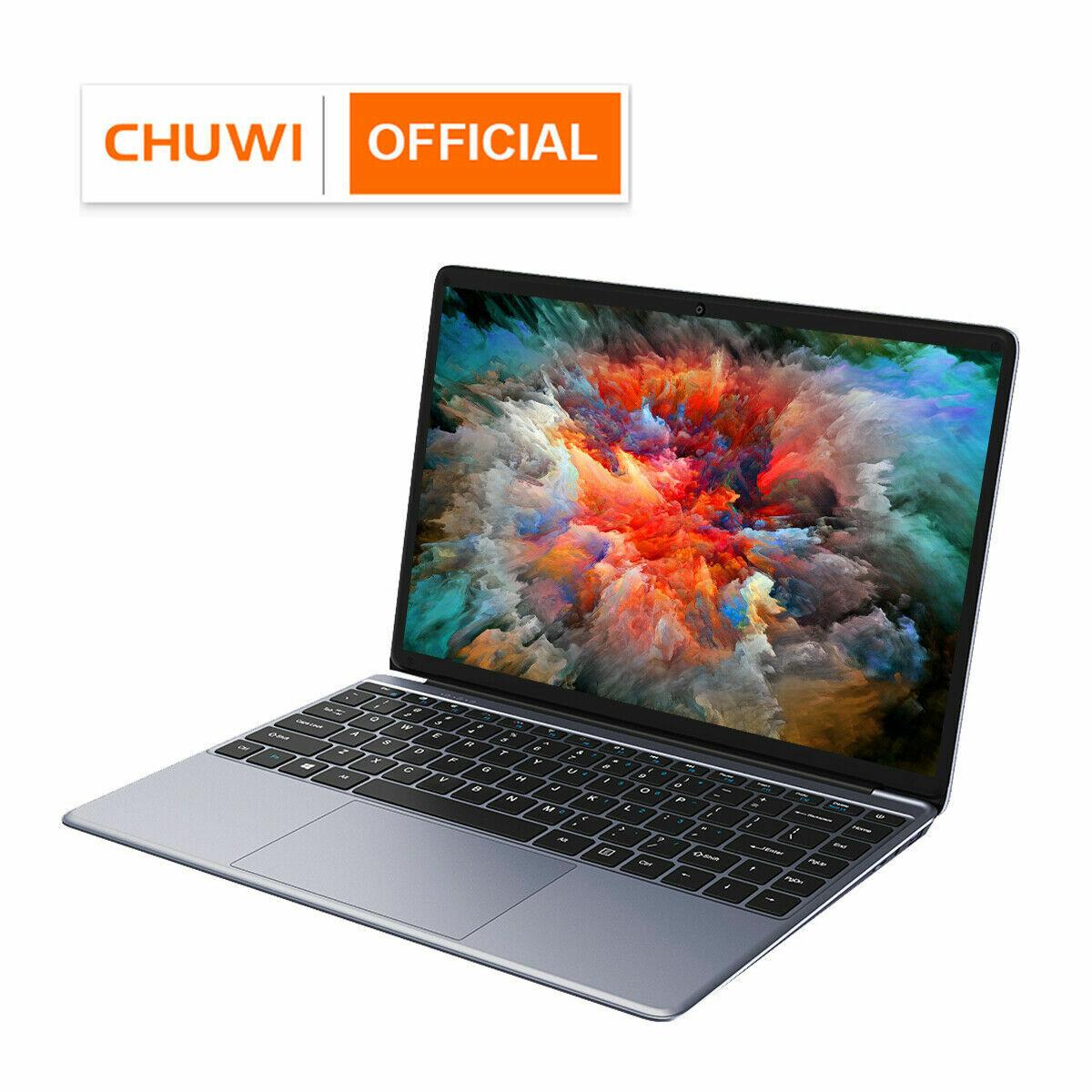 CHUWI HeroBook Pro 14.1 in Laptop Windows 10 Intel Dual Core