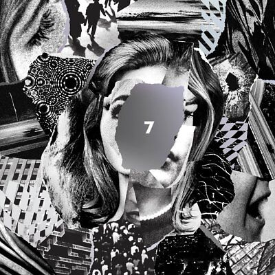Beach House: 7 (Seven) Clear Coloured Vinyl LP Record + MP3