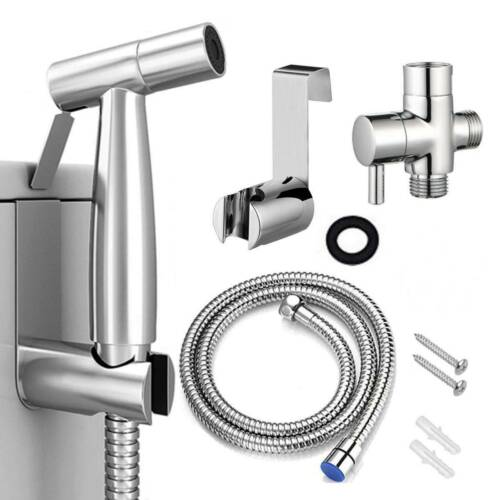 Handheld Bidet Sprayer for Toilet-Adjustable Water Pressure Control