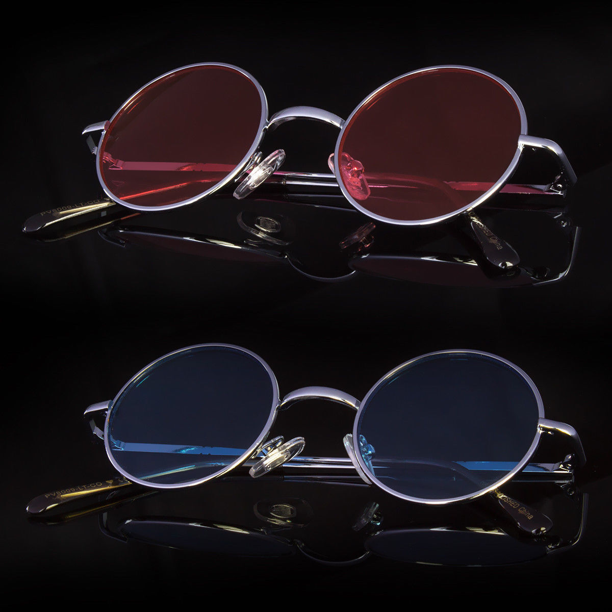 john lennon style sunglasses round retro vintage