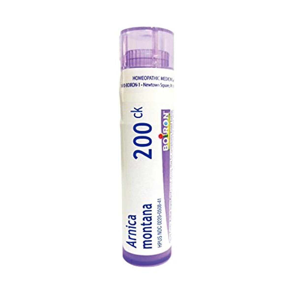 Boiron Arnica montana 200CK 80 Pellets Homeopathic Medicine