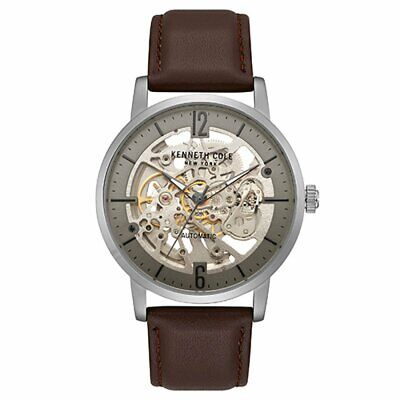 NEW Kenneth Cole New York Men's Automatic Casual Watch - KC50054001