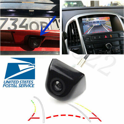 Dynamic Track Rear Night Vision Camera Parking Assistant Clear Picture -