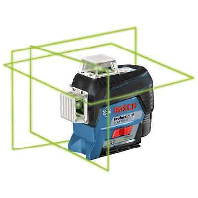 Bosch Gll3-330cg 360 Connected All-in-one Leveling Alignment-line Laser