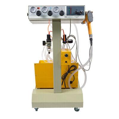 110v Paint System Electrostatic Powder Coating Spray Machine With Spray Gun