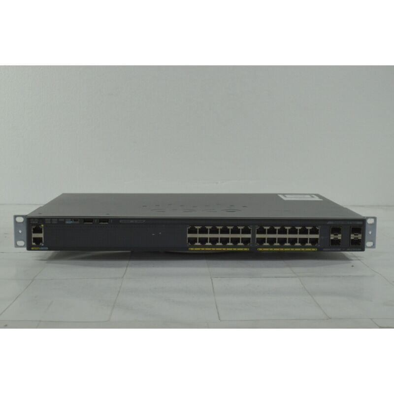 Cisco Catalyst WS-C2960X-24TS-L 24 Port Gigabit Switch