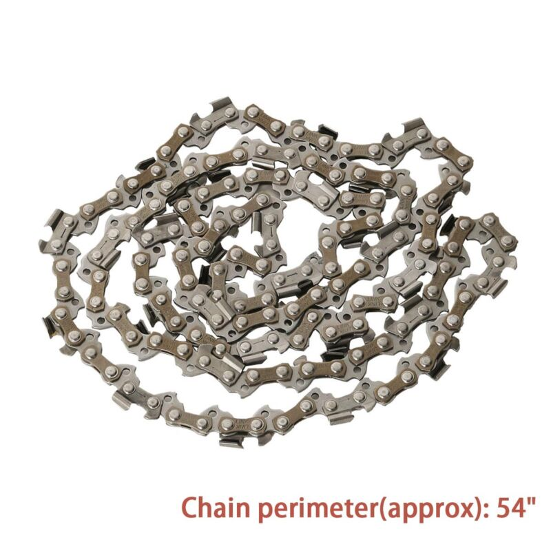 """20"""" Chainsaw Saw Chain Blade 3/8""""LP Pitch .050 Gauge Replacement 72DL Drive Link"""