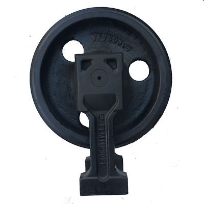 New Heavy Equipment Mini Excavator Front Idler For Kobelco Sk035