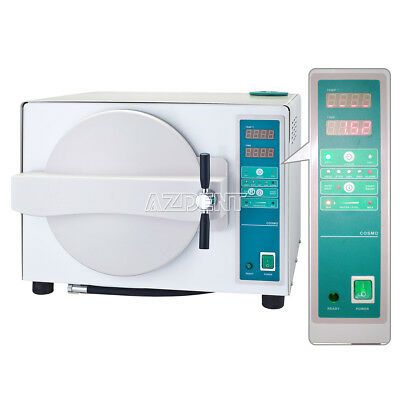 Tr250c 18l Dental Autoclave Drying Automatic Steam Sterilizition Sterilizer 110v