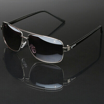 Square Frame Aviator Glasses Retro Vintage Fashion Men Women Driving (Aviator Glasses Women)