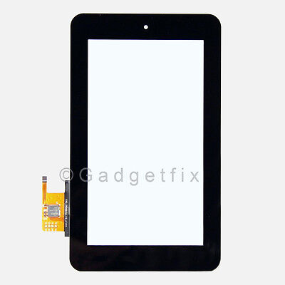 USA New OEM HP Slate 7 Tablet Front Outer Top Glass Digitizer Touch Screen Parts (Hp Slate 7 Glass)