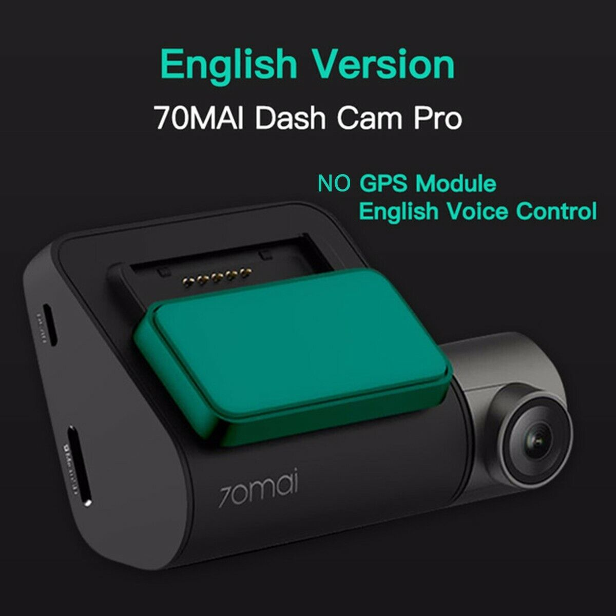 Xiaomi 70 Mai Pro Smart WiFi Car DVR 1944P HD Wireless Camer