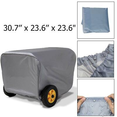 30.7 Generator Storage Cover For Champion Portable Weather-resistant Large