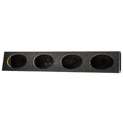 "6x9"" 4 Four Hole Speaker Box Enclosure High Quality MDF and"