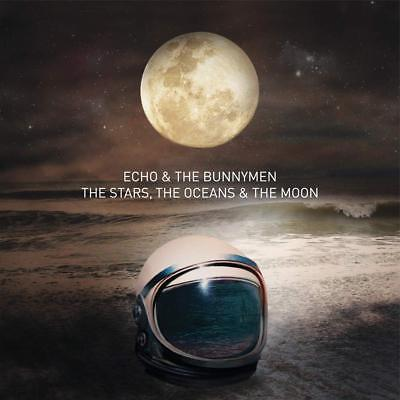 "Echo & The Bunnymen - The Stars, The Oceans & The Moon (NEW 2 x 12"" VINYL LP)"