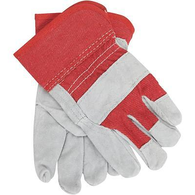 West Chester Protective Gear Kids Leather Palm Glove