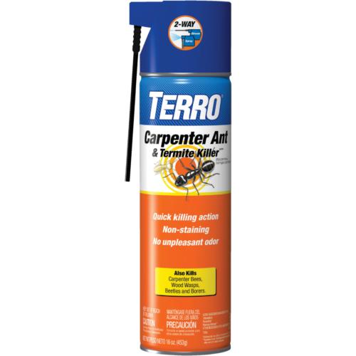 Terro Carpenter Ant & Termite Killer, Orange