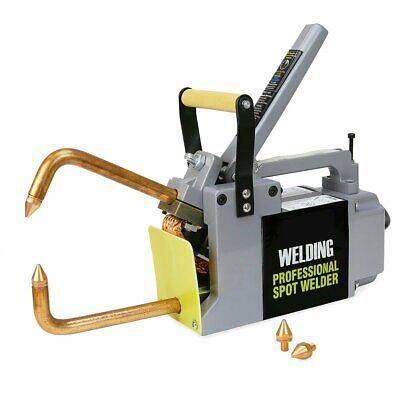 Professional Electric Electric Spot Welder 18 Single Phase 120-volt Portable