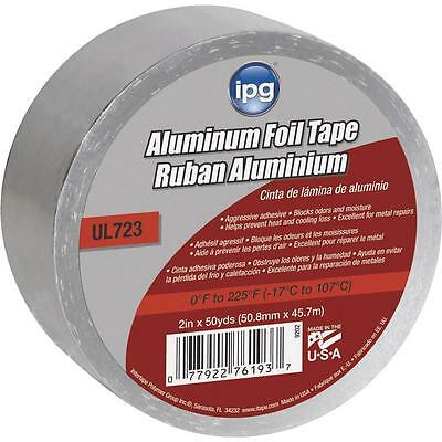 Intertape 2x50yd Alum Foil Tape