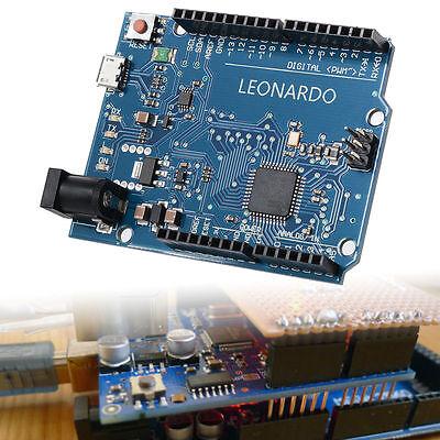 Leonardo R3 Pro Micro Atmega32u4 Board Arduino Compatible Ide Usb Cable Te169