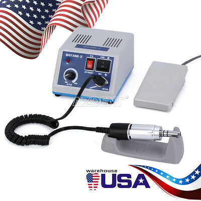 Dental Marathon Lab Micro Motor Machine Handpiece Micromotor 35000 Rpm E Type