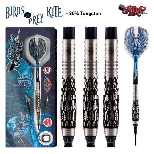 Shot Birds of Prey Kite 20 gram 80% Tungsten Soft Tip Darts