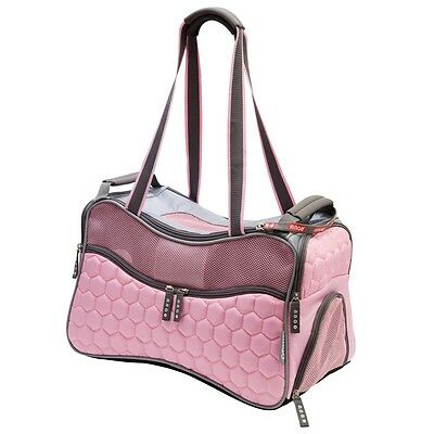 BRAND NEW ARGO by TEAFCO Petagon Airline Approved Pet Carrier Tokyo Pink Medium