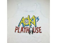 Pacha Ibiza Club Sticker Set Steve Aoki/'s Play House 2015 White Beard