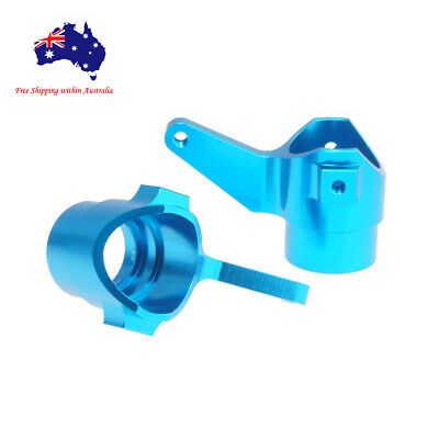 Car Parts - 860010 Alloy Steering Hub Carrier 2P HSP 1/8 Car Buggy Truck 60018 Upgrade Part