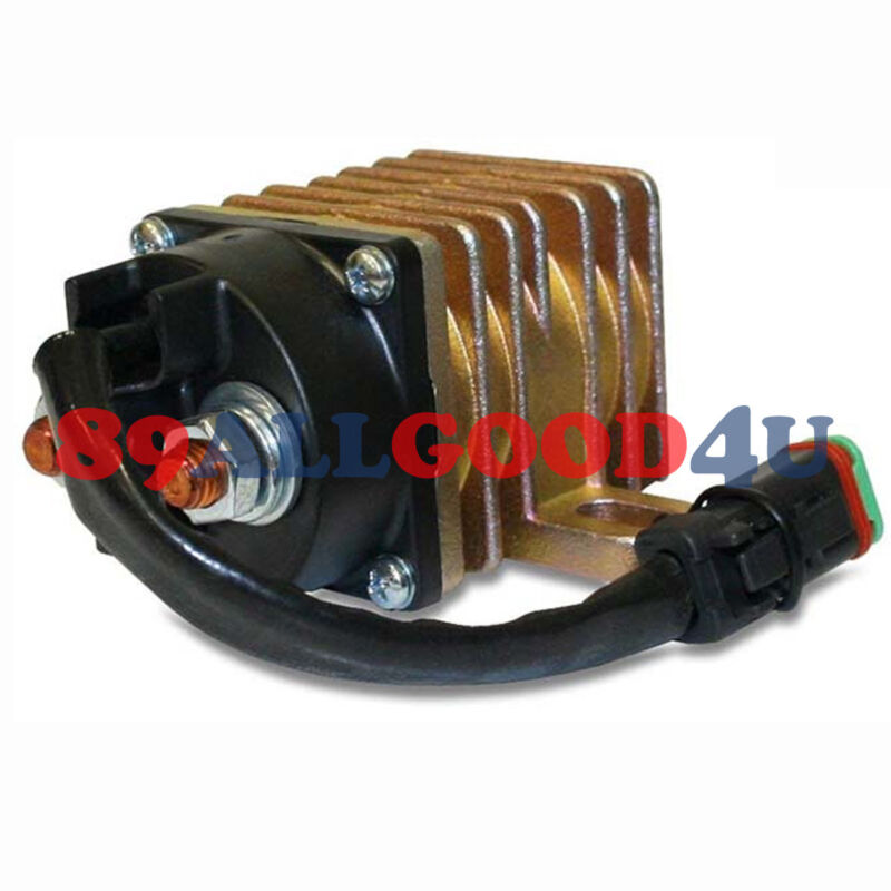 24V 100A Sealed Relay with Wires For JLG 3740150