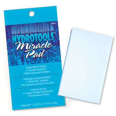 Hydrotools Miracle Cleaning Pad NO Chemicals Spa Hot Tub Pool Cleaner 82950