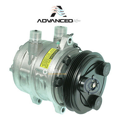 New Seltec OEM AC AC Compressor Fits All BOBCAT WITH 4 GROOVES 48842080