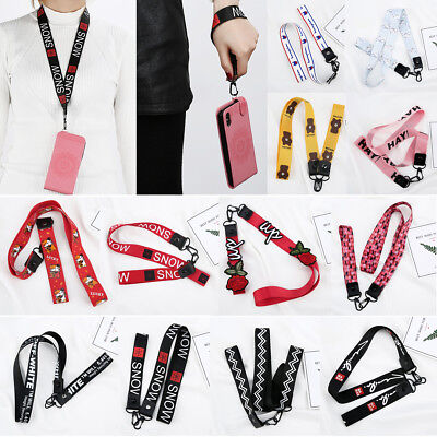 Lanyard Hand Wrist Neck Strap Lariat Clasp Sling for Cell Phone MP3 GPS Camera