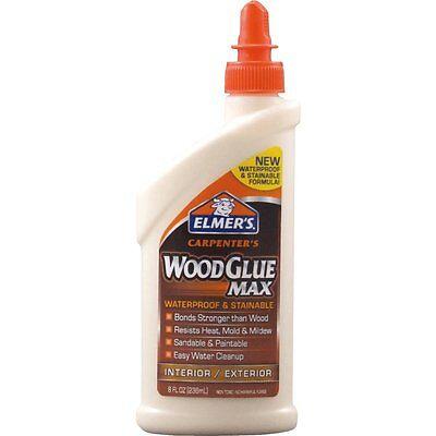 Elmers Carpenters Wood Glue Max 8 Oz.