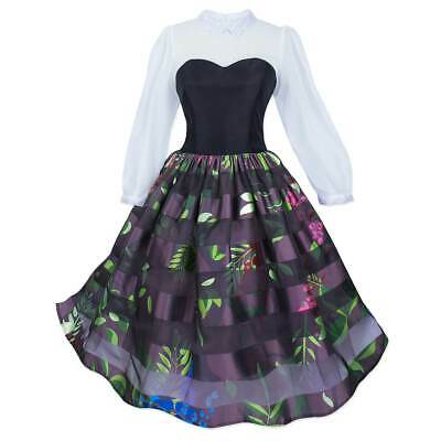 Disney Sleeping Beauty Briar Rose Princess Womens Costume Dress XS S M L XL XXL