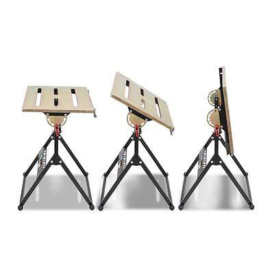 Adjustable Welding Work Table Plasma Cutter Grinding Table Mig Tig Welder New