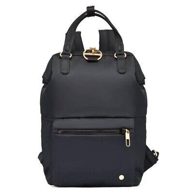 Pacsafe NEW Men's Citysafe CX Mini Backpack - Black BNWT