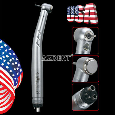 Nsk Style Pana Max Dental E-generator Led 3 Way High Speed Handpiece 4 Hole
