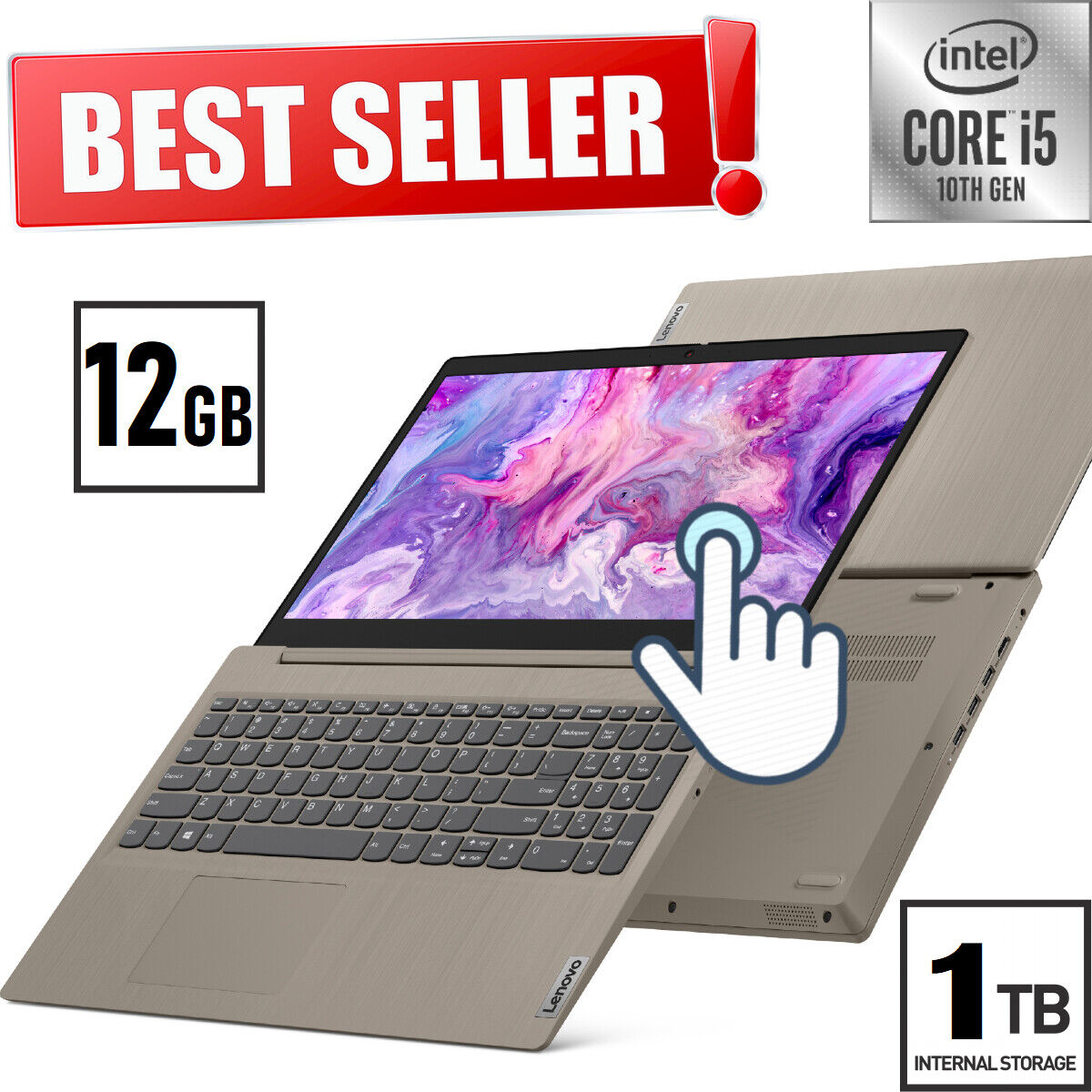Powerful 12GB LENOVO IdeaPad 156 TOUCHSCREEN Intel Core i51035G 1TB HD Laptop at Kapruka Online for specialGifts