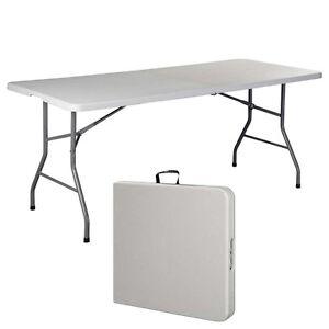 Rubbermaid Folding Table
