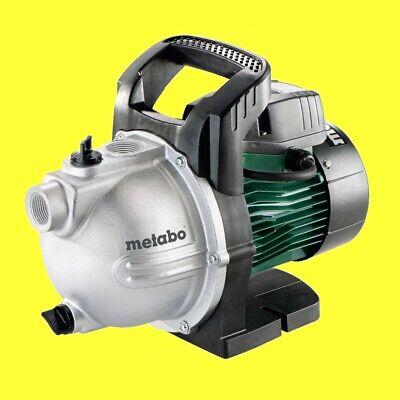 METABO Gartenpumpe P 2000 G 450 Watt - Pumpe 600962000