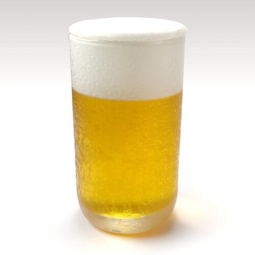 """food sample """"glass beer"""" display food replica fake food Japan original NEW"""