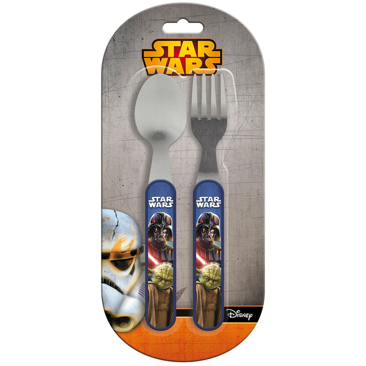 Set de 2 couverts STAR WARS