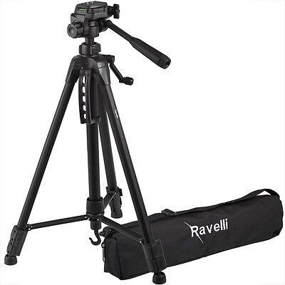 Universal Portable Camera Tripod Fits Nikon Canon Sony Kodak Panasonic Cameras 2